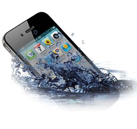 Iphone 5 water damage repair service new york 212 292 8005 for Dropped iphone in swimming pool